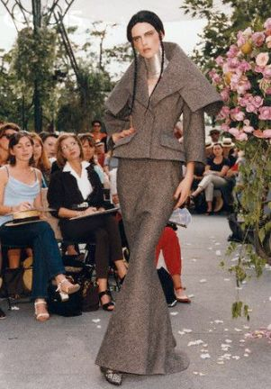 John Galliano for Christian Dior Couture F/W1997