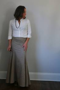 Just Patterns Yasmeen Skirt by Jane