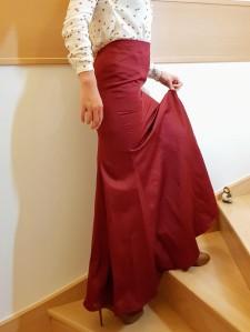 Just Patterns Yasmeen Skirt by Laurene