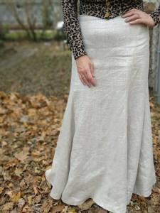 Just Patterns Yasmeen Skirt by Leila
