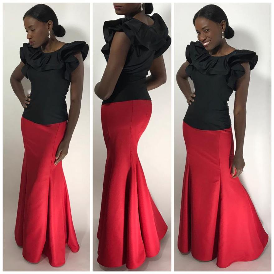 Just Patterns Yasmeen Skirt by Melisha