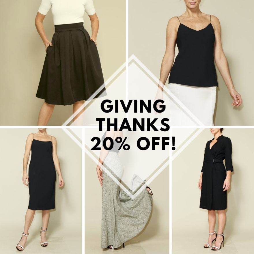 Just Patterns Thanksgiving sale 2018